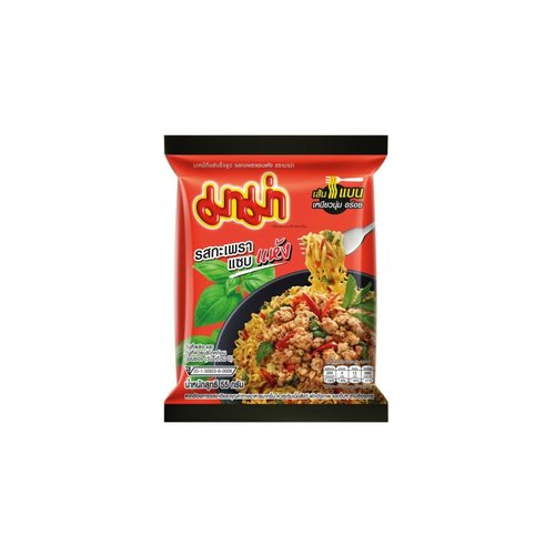 Mama Instant Noodles - Pad Kra Pao 55g