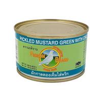 Pigeon Fermented Mustard Lettuce & Chilli 230g