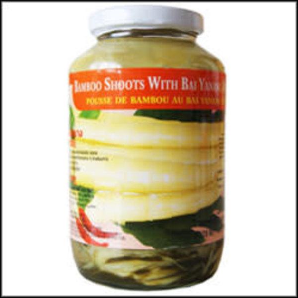 Bell & Flower Bamboo Shoot (Bai Yanang & Chilli) 680g