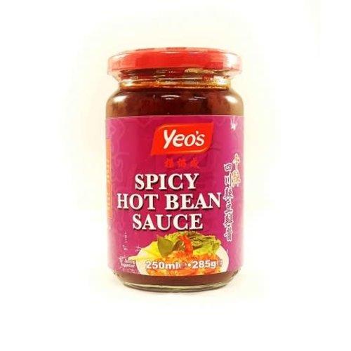Yeo's Spicy Hot Bean Sauce 285g