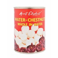 Mount Elephant Water Chestnuts - Whole 567g