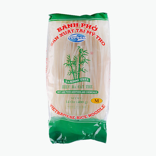 Bamboo Tree Rice Noodles 3mm 400g (M)