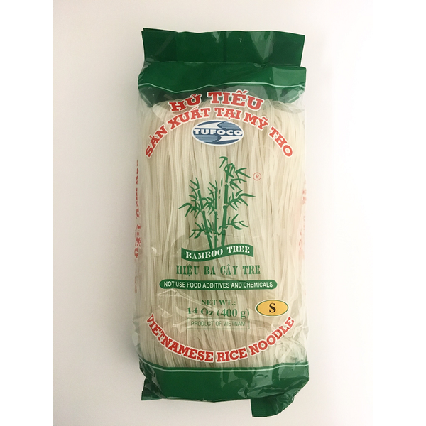 Bamboo Tree Rice Noodles 400g 1mm