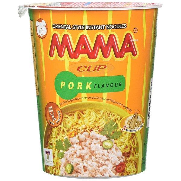 Mama Noodle Cup - Pork 70g