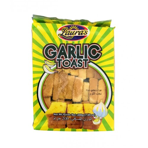 Laura's Garlic Toast - SPECIAL OFFER Best before 07/2020