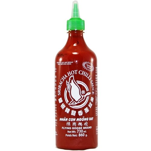 Flying Goose Sriracha Chilli Sauce - Hot 730ml