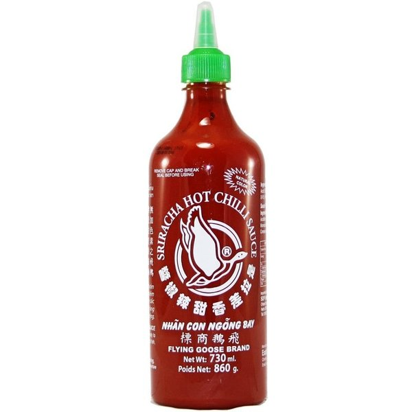 Flying Goose Sriracha Chilli Sauce - Hot 730ml