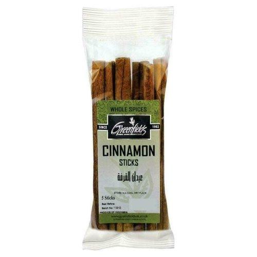 Greenfields Cinnamon Sticks 60g (5 Sticks)