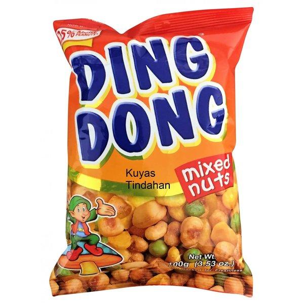 Ding Dong Mixed Nuts - Original 100g