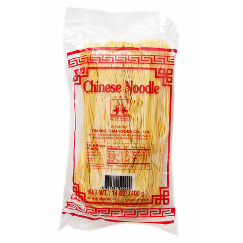 CTF Brand Chinese Yellow Noodles (400g)