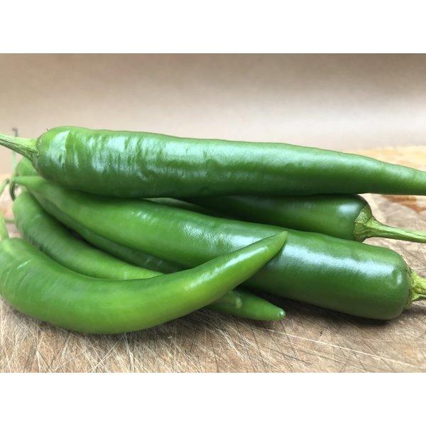 Big Green Chilli 100g