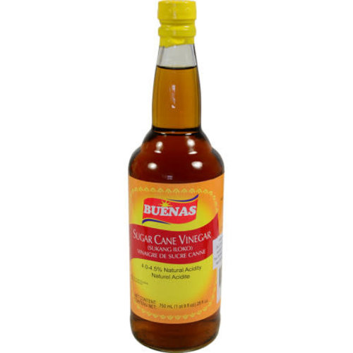 Buenas Sugar Cane Vinegar 750ml SPECIAL OFFER Best before 03/2016