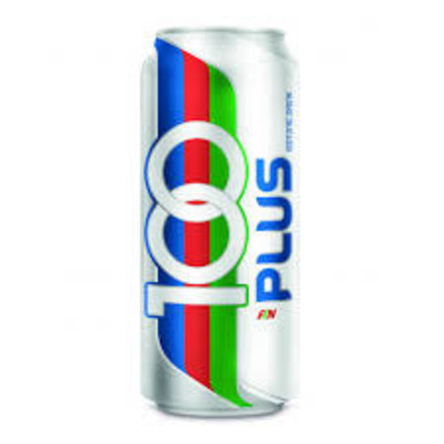 100 PLUS Isotonic Drink 325ml Best Before 08/18