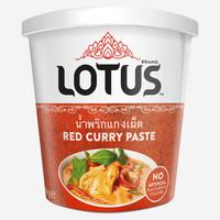 Lotus Red Curry Paste 400g