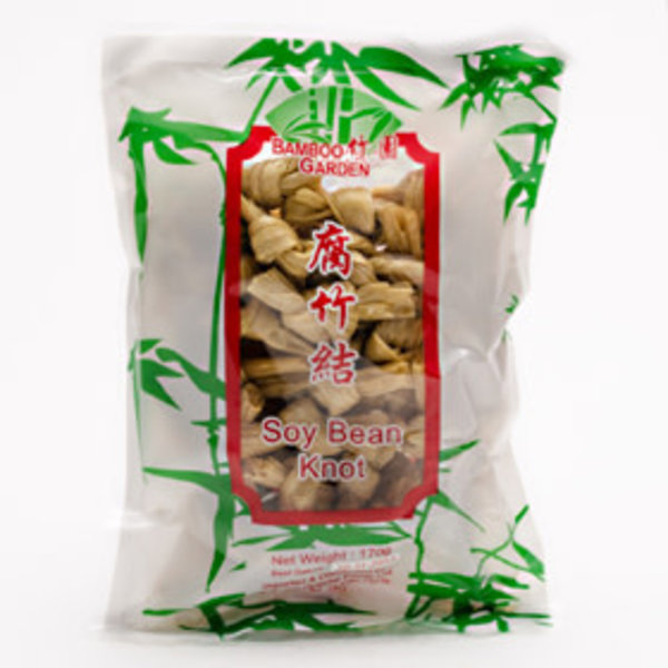 Bamboo House Dried Bean Curd Knot 170g