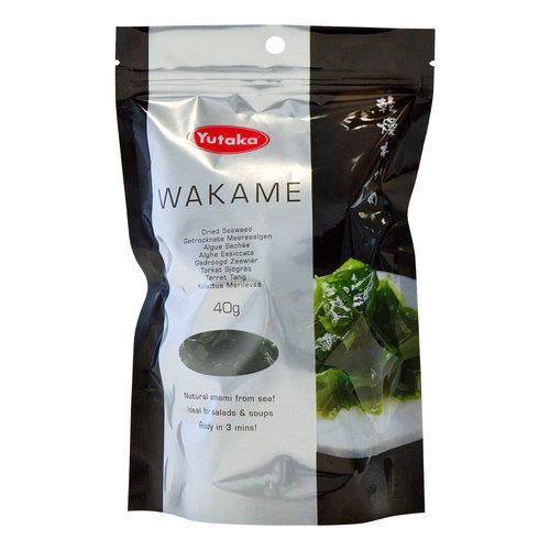 Yutaka Dried Seaweed Wakame 40g