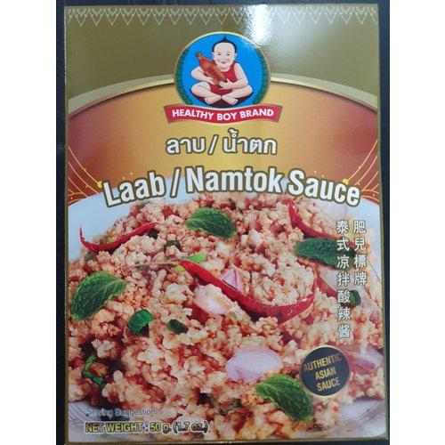 Healthy Boy Laab/Namtok Sauce 50g