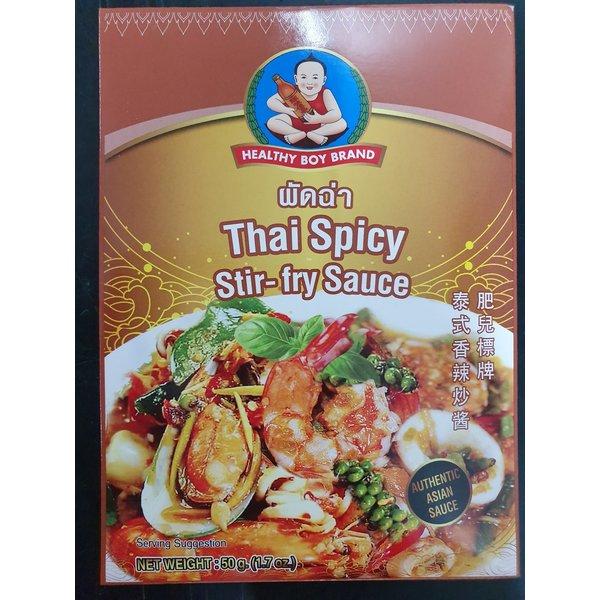 Healthy Boy Thai Spicy Stir-Fry Sauce 50g