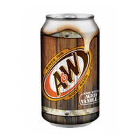 A & W Root Beer 355ml