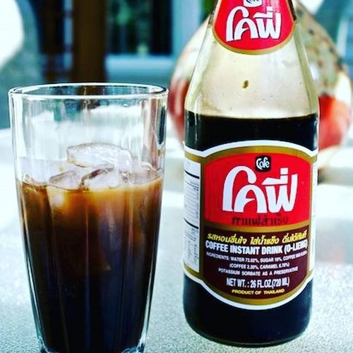 Cofe Instant Coffee Drink - O-Lieng 720ml