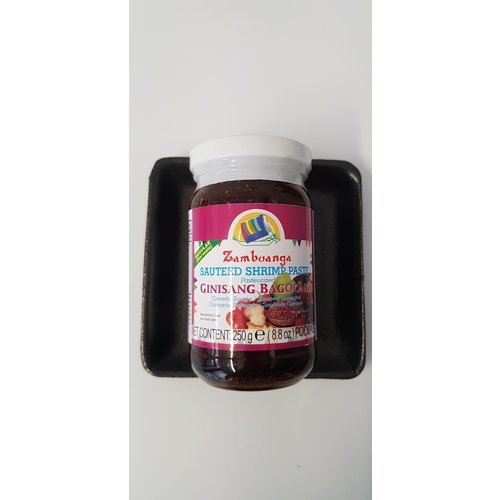 Zambuanga Sauteed Shrimp Paste 250g SPECIAL OFFER Best Before 08/18