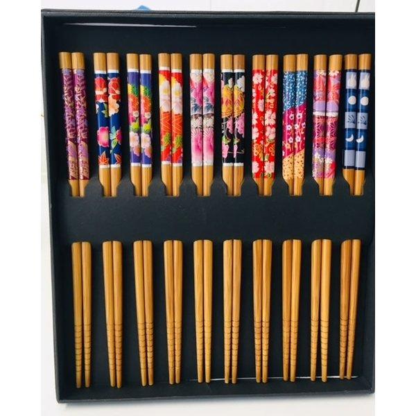 Chopsticks set 10 Pairs