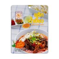 Mae Noi Chili Bean Paste / Nam Ngiew 80g  พริกน้ำเงี้ยว