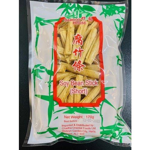 Bamboo House Dried Bean Curd Short Stick 170g