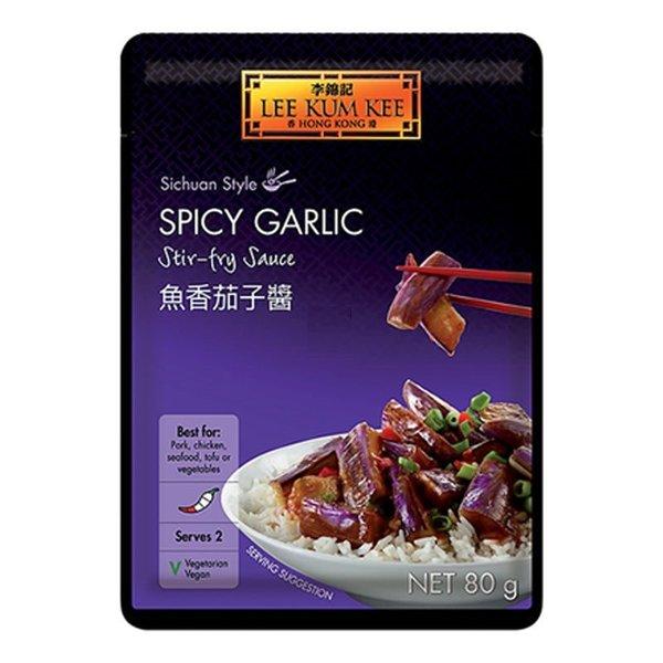 Lee Kum Kee Sichuan Style Spicy Garlic Stir Fry Sauce 80g