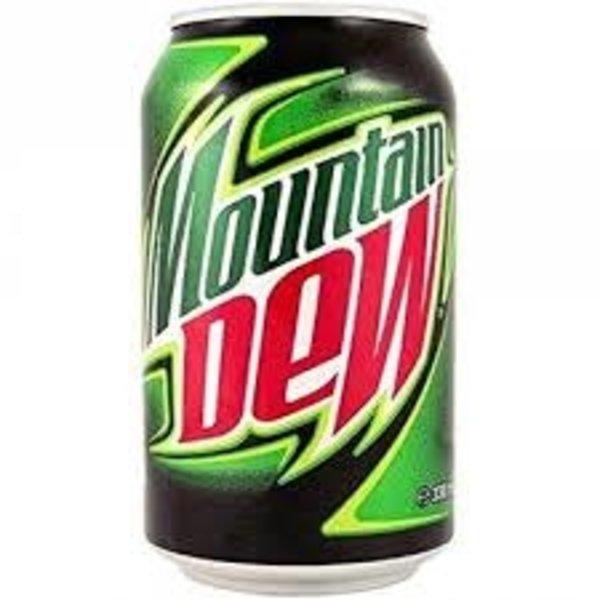 Mountain Dew Mountain Dew 330ml