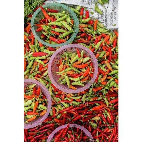 Chilli Tabasco Laos Chill / พริกลาว พริกกะเหรี่ยง 100g