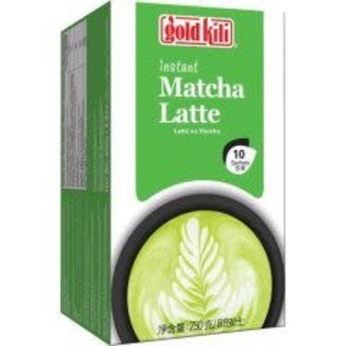 Gold Kili Matcha Latte 25g X 6  250g