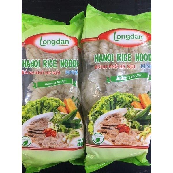 Longdan Rice Noodles -Ha noi Roll 400g