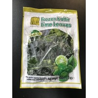 Chang Kaffir Lime Leaves (Frozen)100g  PLEASE CHOOSE  A.M. DELIVERY ONLY