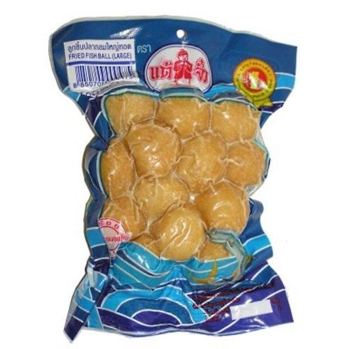 Chiu Chow Fried Fish Ball  200g  (Frozen)