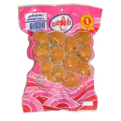 Chiu Chow Shrimp Balls 200g (Frozen)  FOR A.M. DELIVERY ONLY