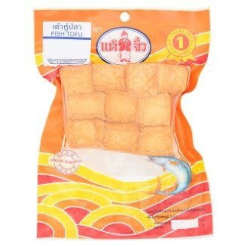 Chiu Chow Fish Tofu 250g  (Frozen)  FOR A.M. DELIVERY ONLY