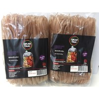 Grab Thai Rice Noodles -  Brown  200g