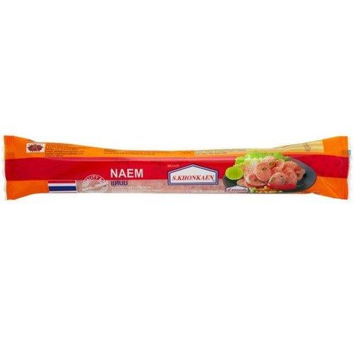 S Khonkaen Naem Sausage 180g (Frozen)