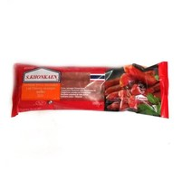 S Khonkaen Chinese Style Sausage -Lap Chong กุนเชียง 360g (Frozen)  PLEASE CHOOSE A.M. DELIVERY ONLY