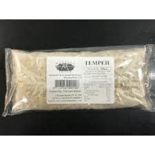 SBC Tempeh Fermented Soybeans 400g (Frozen)  PLEASE CHOOSE A.M. DELIVERY ONLY