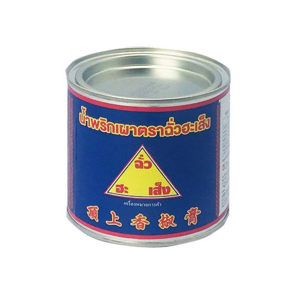 Chua Hah Seng Chilli Paste 450g น้ำพริกเผาตรา ฉั่วฮะเส็ง