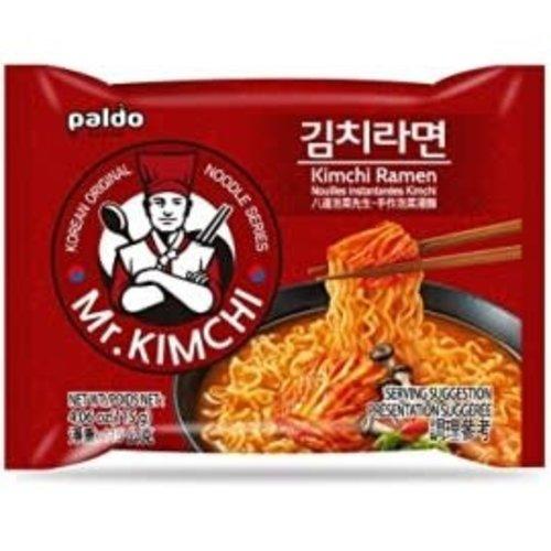 Paldo Instant Noodles - Mr. Kimchi Kimchi Ramen 115g