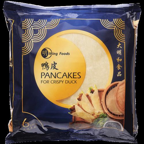 Ming Crispy Duck Pancakes 6  x 10 pack (Frozen)