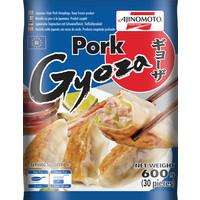 Ajinomoto Gyoza - Pork / Frozen 600g  PLEASE CHOOSE A.M. DELIVERY ONLY
