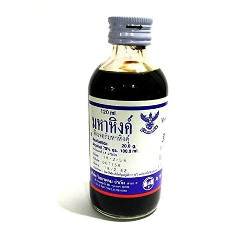 Maha Hing Mahahing Remedy 120ml