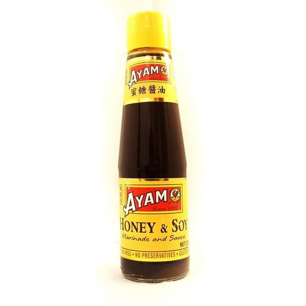Ayam Honey & Soy Marinade 210ml