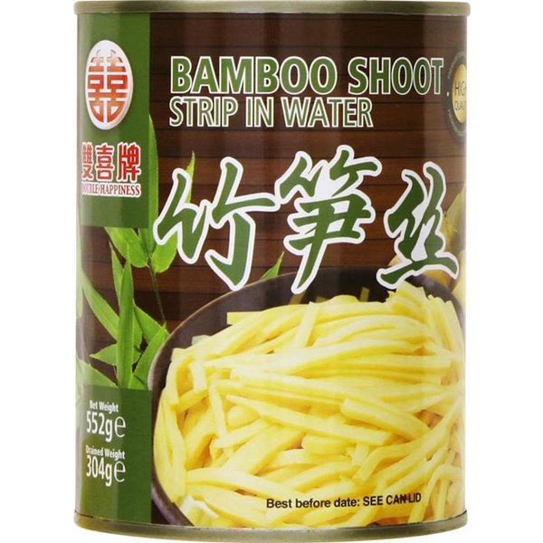 Double Happiness Bamboo Shoot Strips 552g