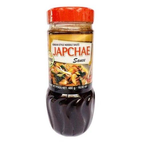Wang Korean Style Noodle JAPCHAE Sauce 480g BEST BEFORE 03/05/2021