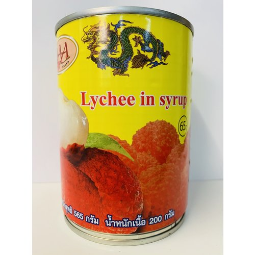 AAA Lychee in Syrup 565g